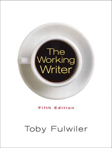 The Working Writer (Paperback)