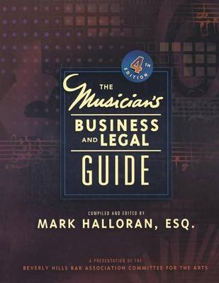 Musician's Business & Legal Guide (Paperback)