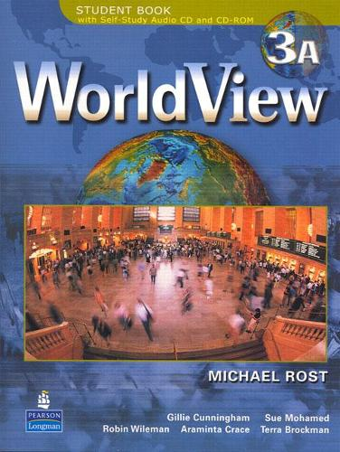 WorldView 3 Student Book 3A w/CD-ROM (Units 1-14)