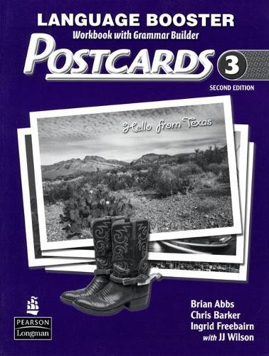 Postcards 3 Language Booster (Paperback)