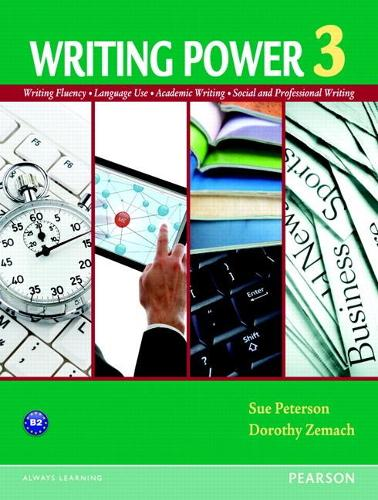 Writing Power 3 (Paperback)