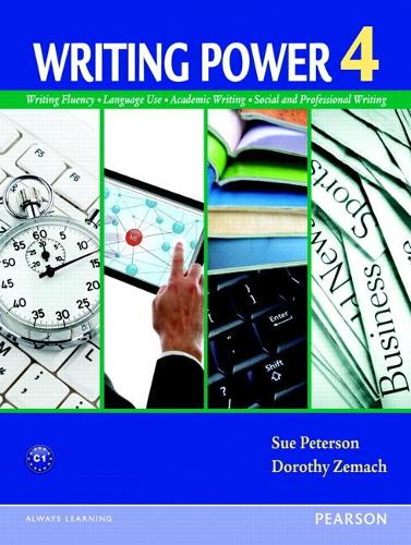 Writing Power 4 (Paperback)