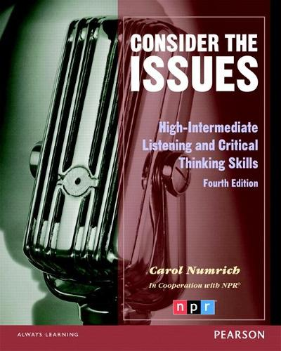 Consider the Issues (Paperback)