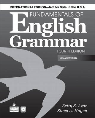 Fundamentals of English Grammar (International) SB w/AK (Paperback)