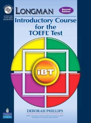 Longman Introductory Course for TOEFL iBT Student Book (without Answer Key) and Audio CD Pack