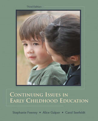 Continuing Issues in Early Childhood Education (Paperback)