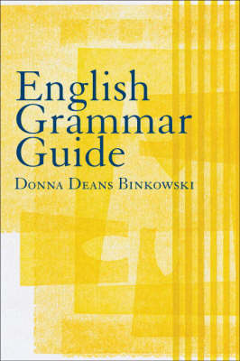 English Grammar Guide for !Anda! Curso elemental (Paperback)