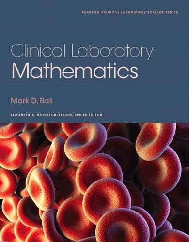 Clinical Laboratory Mathematics (Paperback)