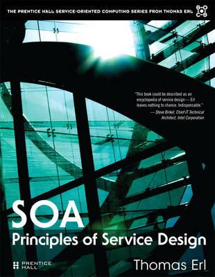 SOA Principles of Service Design (Hardback)