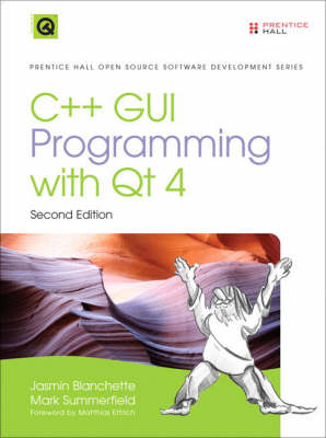 C++ GUI Programming with Qt4 (Hardback)