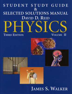 Student Study Guide and Selected Solutions Manual, Volume 2 (Paperback)