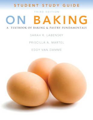 Study Guide for On Baking (Paperback)