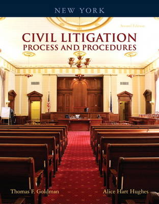 New York Civil Litigation: Process and Procedures (Paperback)