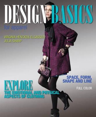 Design Basics for Apparel (Hardback)