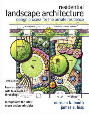 Residential Landscape Architecture: Design Process for the Private Residence: United States Edition (Hardback)