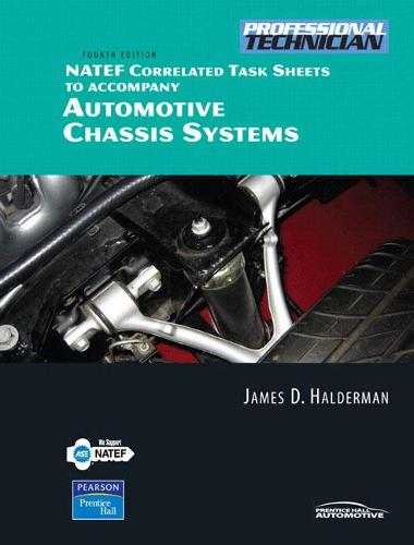 NATEF Correlated Job Sheets for Automotive Chassis Systems (Paperback)