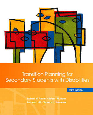 Transition Planning for Secondary Students with Disabilities (Paperback)
