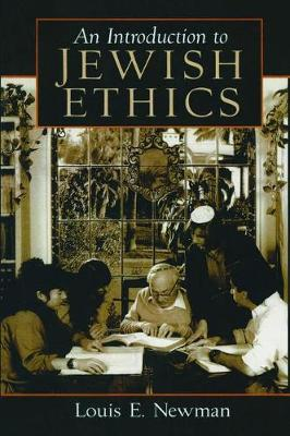 An Introduction to Jewish Ethics (Paperback)
