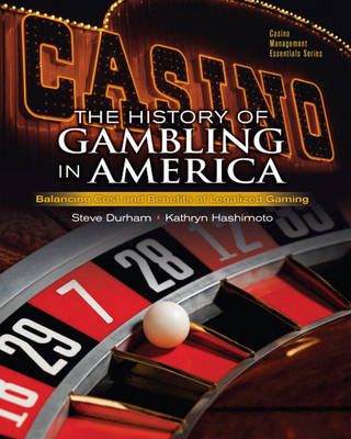 Hashimoto: History of Gambling in Am (Hardback)