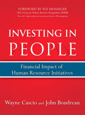 Investing in People: Financial Impact of Human Resource Initiatives (Hardback)