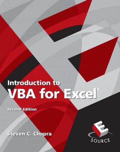 Introduction to VBA for Excel (Paperback)