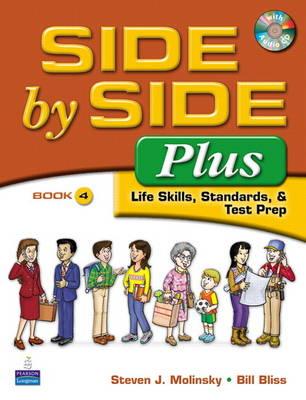 Side by Side Plus 4 - Life Skills, Standards & Test Prep (Paperback)