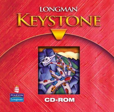 Longman Keystone A Student CD-ROM and eBook (Paperback)