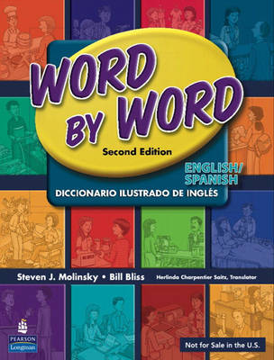 WORD BY WORD INTL ENG/SPAN PICTURE DICT (Paperback)