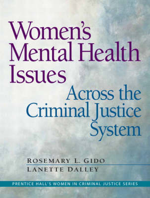 Women's Mental Health Issues Across the Criminal Justice System (Paperback)