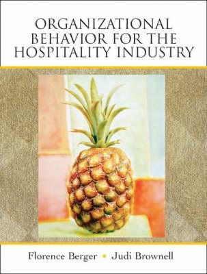 Organizational Behavior for the Hospitality Industry (Hardback)
