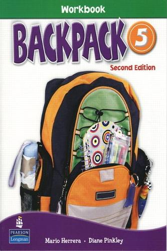 Backpack 5 Workbook with Audio CD
