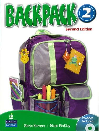 Backpack 2 with CD-ROM - Backpack