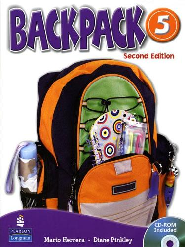 Backpack 5 with CD-ROM - Backpack