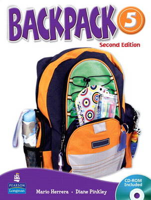 Backpack Picture Cards (Levels 5 and 6) - Backpack