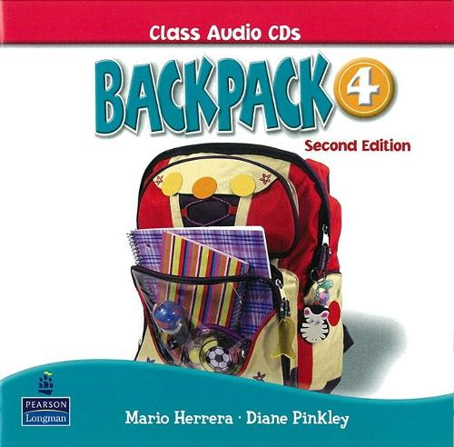 Backpack 4 Posters - Backpack (CD-Audio)