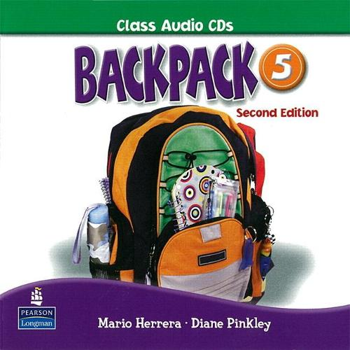 Backpack 5 Workbook with Audio CD (CD-Audio)