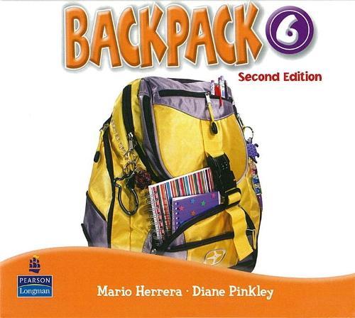 Backpack 6 Class Audio CD (CD-Audio)