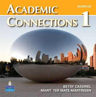 Academic Connections 1 Audio CD (CD-ROM)