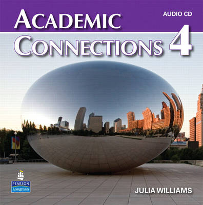 Academic Connections 4 Audio CD (CD-ROM)
