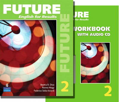 Future 2 package: Student Book (with Practice Plus CD-ROM) and Workbook