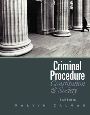 Criminal Procedure (Hardback)
