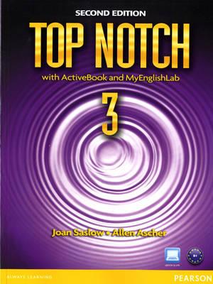 Top Notch 3 with ActiveBook and MyEnglishLab
