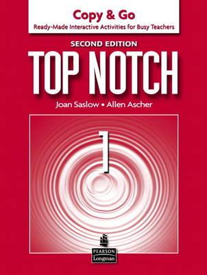 Top Notch 1 Copy & Go (Paperback)