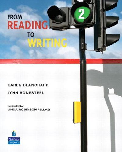 From Reading to Writing 2 (Paperback)