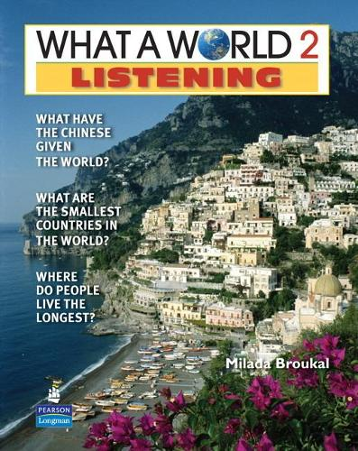 What a World Listening 2: Amazing Stories from Around the Globe (Paperback)