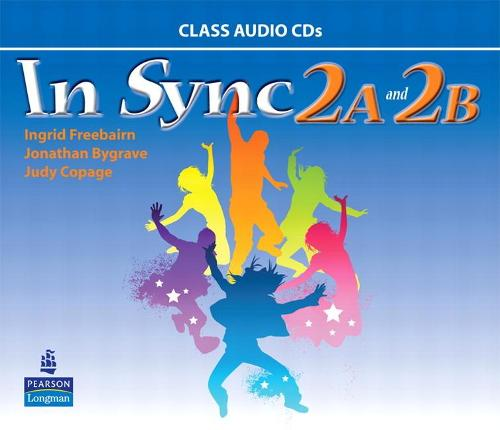 In Sync 2 Class Audio CDs A & B (CD-Audio)
