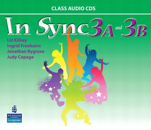 In Sync 3 Class AudioCDs A & B (CD-Audio)