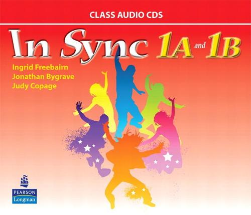 In Sync 1 Class AudioCDs A & B (CD-Audio)