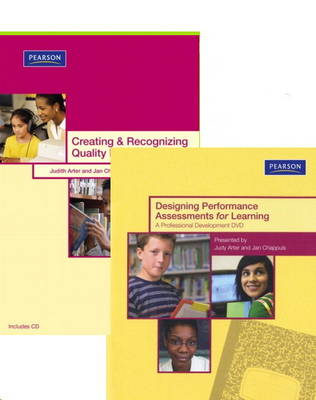 Designing Performance Assessments for Learning DVD Package