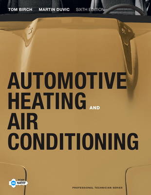 Automotive Heating and Air Conditioning (Paperback)
